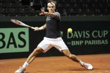 Davis Cup: US win after Federer doubles loss