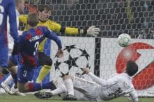Real held in Moscow as CSKA score in injury-time