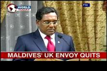 Maldives crisis: Waheed's brother quits