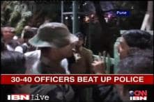 Clash between army officers, cops; probe ordered