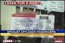 Deplaned by SpiceJet, passengers cry foul