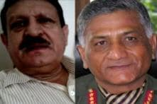Army Chief names retd Lt Gen in his complaint