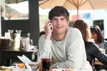 Ashton Kutcher to travel into space