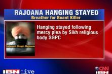 Clemency politics prevails, execution of Rajoana stayed