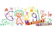Google doodles Arab Mother's Day