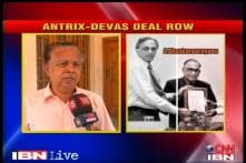 Disgusted with Dept of Space: Madhavan Nair