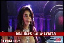 Mallika's 'Laila' avatar in Tezz