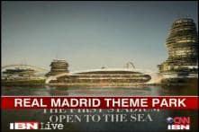 Real Madrid plan to construct $1bn island resort