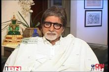 The Bofors scars were painful: Amitabh Bachchan