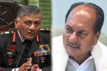 Antony, Army Chief to come face to face again