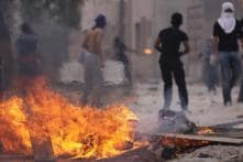 Clashes hit Bahrain F1 exhibit ahead of race