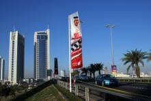 F1 governing body monitoring events in Bahrain