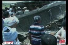 UP: 18 killed in bus accident in Gorakhpur