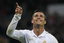 Ronaldo keeps Madrid in control of La Liga