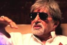 First Look: Amitabh's new avatar in 'Department'