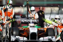 Two Force India members to leave Bahrain