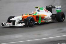 Force India draw blank at Chinese GP