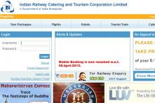 IRCTC to launch website for booking air tickets