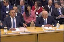 James Murdoch's BSkyB exit puts Rupert in firing line