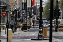 Hostage-like situation reported in central London