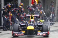 Red Bull miss podium for second straight race
