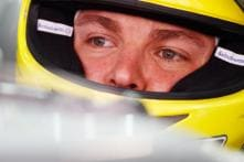 Rosberg claims first F1 pole at Chinese GP