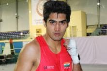 Vijender ready to mentor Olympic medal hopefuls