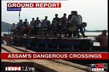 Assam: Despite tragedy, ferries are a lifeline