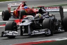 Unpredictable F1 filled with questions so far