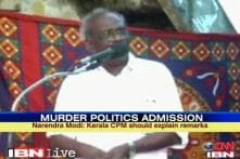 CPM leader faces murder charges for his speech