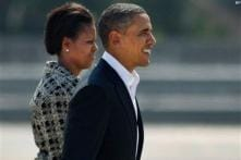 Michelle contemplated divorcing Obama in 2000: Book
