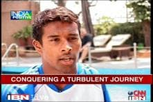 India gets its first ever Paralympics swimmer