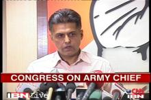 We have always respected the Army: Congress on Gen VK Singh