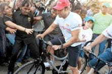 Celebs excited about cycle post petrol price hike