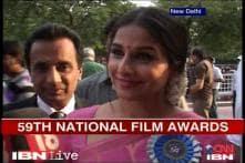 I am extremely humbled: Vidya Balan on wining National Award