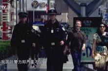 Watch: Zuckerberg's surprise Chinese TV cameo