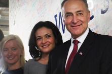 Sheryl Sandberg: Facebook's first female board member