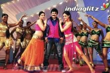 First Look: Balakrishna, Parvathi in Telugu film 'Srimannarayana'