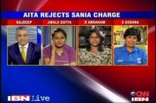 Was Sania used as a bait by AITA?