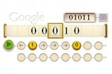 Alan Turing Google doodle is the toughest yet
