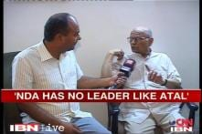 Modi is not Vajpayee, can't be PM: Brajesh Mishra