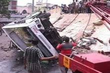 Chennai: Day after bus mishap, driver held