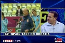 Champions of Europe: Can Croatia deal with Spain?