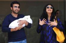 Shilpa Shetty, Raj Kundra's son named Viaan