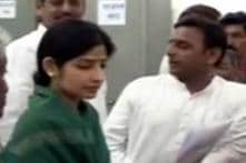 In pics: Dimple, the Yadav 'bahu' in electoral fray