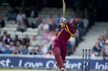 Chris Gayle scores 53 on ODI return