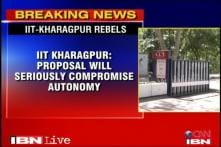 IIT Kharagpur rejects new format, backs IIT Kanpur