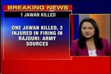 J&K: Army personnel killed in intermittent firing