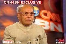 Arithmetic says I'll become the President: Pranab