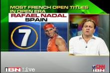 Is Rafael Nadal the greatest ever tennis player on clay?